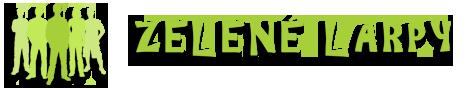 Zelené larpy